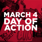 March 4th- Day ofAction